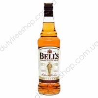 Виски Bell's вы сегодня найдете в «Duty free shop»