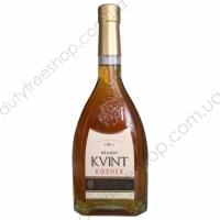 Бренди KVINT Кошерный 0.5L