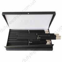 Cigaronne Royal Slims Black 120mm