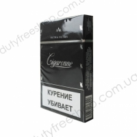 Cigaronne Ultra Slims Black