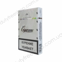 Cigaronne Ultra Slims White