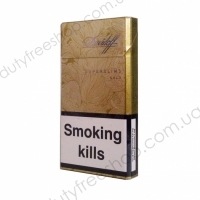 Davidoff Superslims Gold