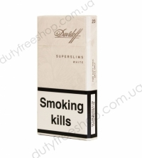 Davidoff Superslims White