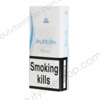 Maxim Slims 1 mg Tar