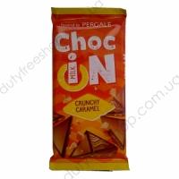Milk Choc In Crunchy Caramel