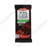 Горький 72% какао без сахара 50гр