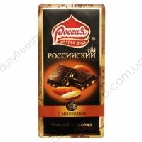 Российский темный с миндалем