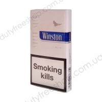 Winston Superslims Blue