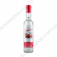 цена водки из интернет-магазина дьюти фри