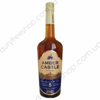 Amber Castle 5 years 0.5L
