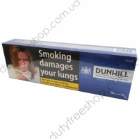 Dunhill Blue King Size