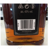 Jim Beam Extra Ased 8 Years 1L