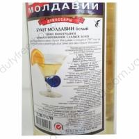 Букет Молдавии белый 0.5L