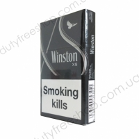 Winston XS Silver