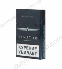Блок качественных сигарет SenatornanopowerWinegrape