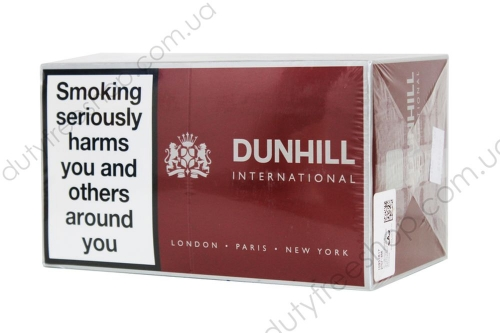 Купить сигарет данхилл сигареты из китая купить в москве