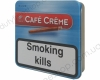 Cafe Creme Blue 20 cigars