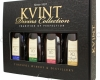 Набор миниатюр коллекционных коньяков KVINT
